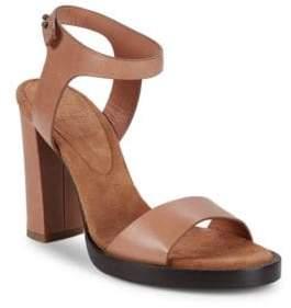 Brunello Cucinelli Classic Ankle-Strap Sandals