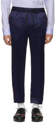 Gucci Blue Jogging Trousers