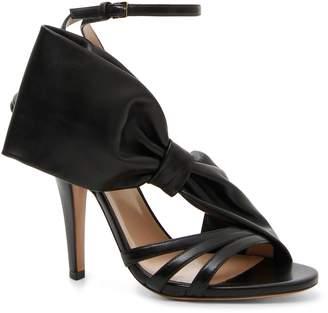 Valentino Asymmetric Bow Sandal