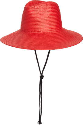 65e0c0bd Straw Boater Hat - ShopStyle