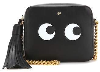 Anya Hindmarch Eyes Right leather crossbody bag