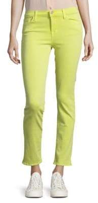 J Brand Photo Ready Mid-Rose Cropped Rail Jeans