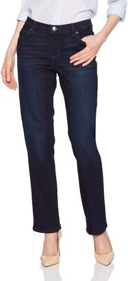 Lee Women's Missy Relaxed Fit Straight Leg Jean