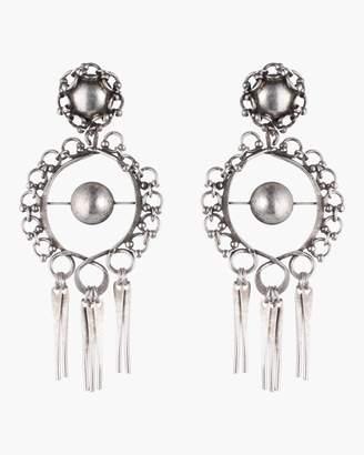 Dannijo Ash Silver Chandelier Earrings