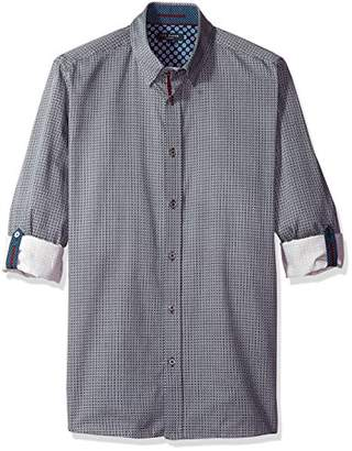 Ted Baker Men's Dogydog-Geometric Printed Shirt