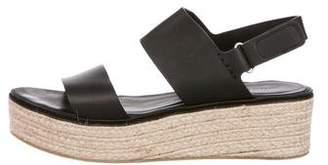 Vince Multistrap Espadrille Sandals