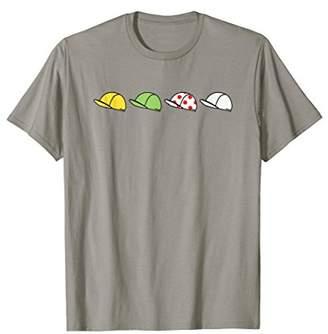 Tour France T-Shirt Cycling Hats