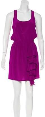 Fifteen-Twenty Fifteen Twenty Sleeveless Silk Dress