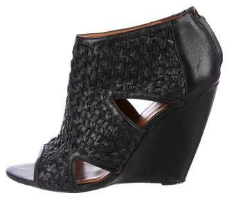 Elizabeth and James Swoon Wedge Sandals