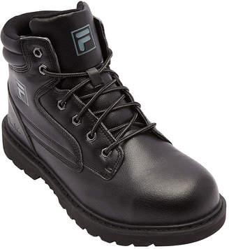 Fila Landing Steel Mens Steel-Toe Work Boots