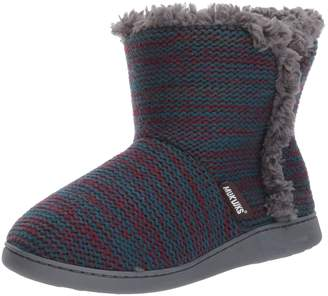 Muk Luks Women's Cheyenne Dark Slipper