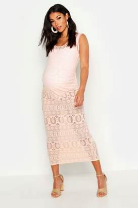 a8674857ca8 boohoo Pink Maternity Clothing - ShopStyle Canada