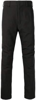 Devoa high waisted slim fit trousers