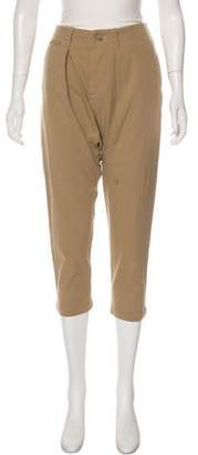 Nlst Drop-Crotch Straight-Leg Pants