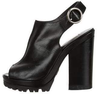 Michael Kors Slingback Glove Sandals