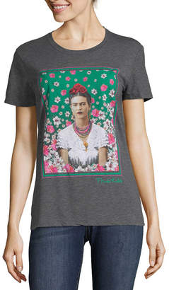 Hybrid Tees Frida Kahlo Tee - Juniors