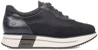 Alberto Guardiani (アルベルト グァルディアーニ) - Alberto Guardiani Black Sport Lady Way Sneakers