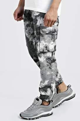 boohoo Camo Cargo Pants
