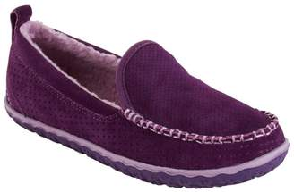 L.L. Bean L.L.Bean Women's Mountain Slipper Moccasins, Perforated