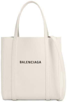 Balenciaga (バレンシアガ) - BALENCIAGA XXS EVERY DAY レザー トートバッグ