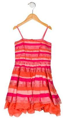 Alice + Olivia Girls' Sleeveless Dress