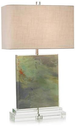 John-Richard Collection Colors Table Lamp - Green