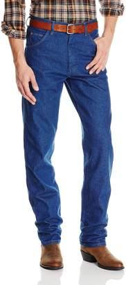 Wrangler Men's Original Cowboy Cut Relaxed Fit Jean,Navy,37x34