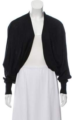 Versace Cashmere Knit Cardigan