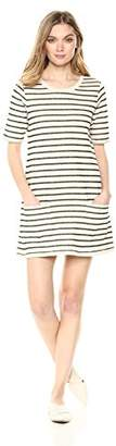 French Connection Women's Normandy Stripe Short Sleeve Mini Dress