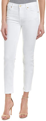 7 For All Mankind Seven 7 Roxanne White Ankle Cut