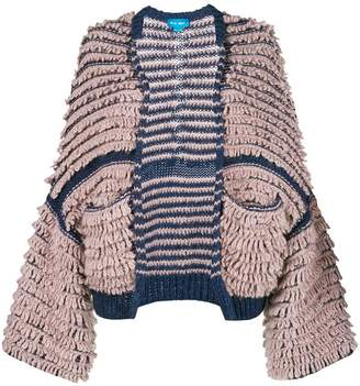 MiH Jeans shaggy loop cardigan