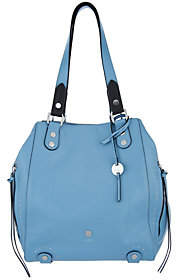 Lodis Los Angeles Italian Leather Tote -Charlize