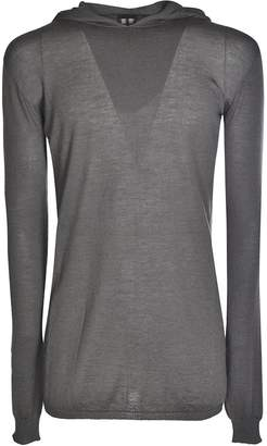 Rick Owens Hoody Sweater