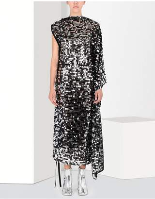 Maison Margiela Long Sequinned Dress