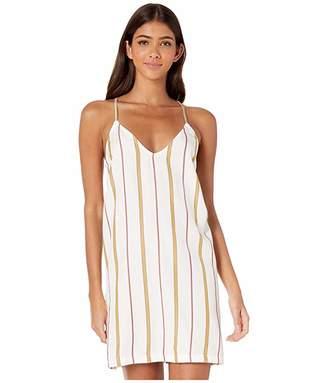 RVCA Fluke Stripe Dress