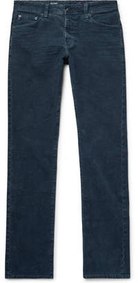 AG Jeans Everett Slim-Fit Cotton-Blend Corduroy Trousers