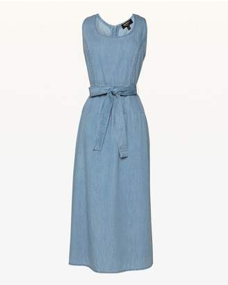 Juicy Couture Cotton Chambray Dress