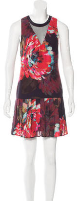 Trina Turk Floral Print Drop Waist Dress $75 thestylecure.com