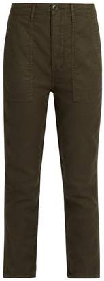 The Great The Slouch Armies cropped trousers