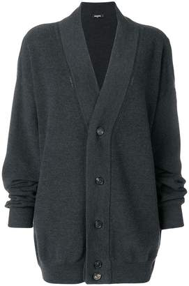 DSQUARED2 oversized cardigan