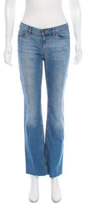 Marc Jacobs Low-Rise Straight Jeans