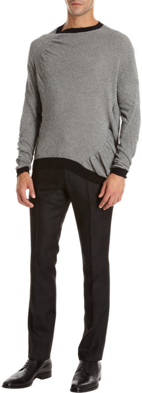 Duckie Brown Houndstooth Sweater