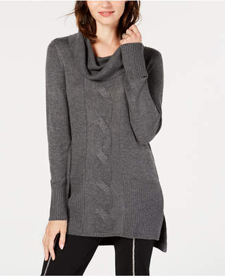 INC International Concepts I.n.c. Cable Tunic