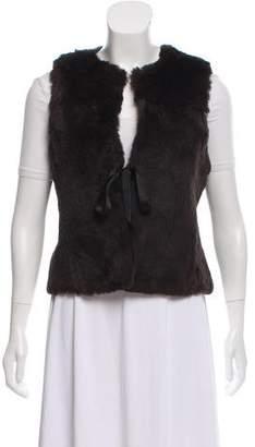 Theory Hope Fur Vest