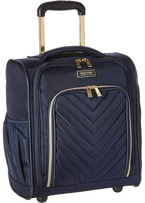 Kenneth Cole Reaction Chelsea - Quilted 2-Wheel Underseater Luggage