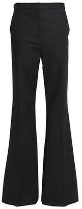 Rochas Cotton-Blend Flared Pants