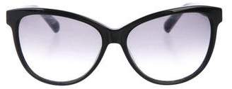 Marc by Marc Jacobs Cat-Eye Gradient Sunglasses