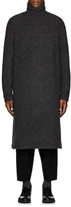 Yohji Yamamoto Men's Wool-Blend Turtleneck Sweater