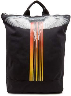 Marcelo Burlon County of Milan 'wings Barcode' Bag