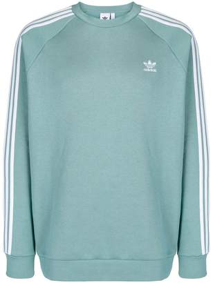 adidas logo sweater